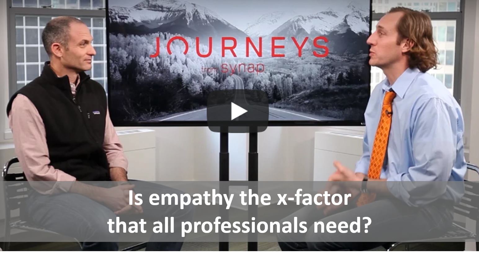 Why all professionals need empathy