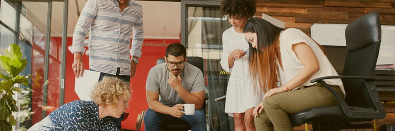 Start ups need interns to succeed.