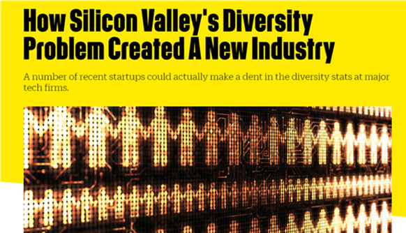 Diversity is a Problem in the Tech Industry