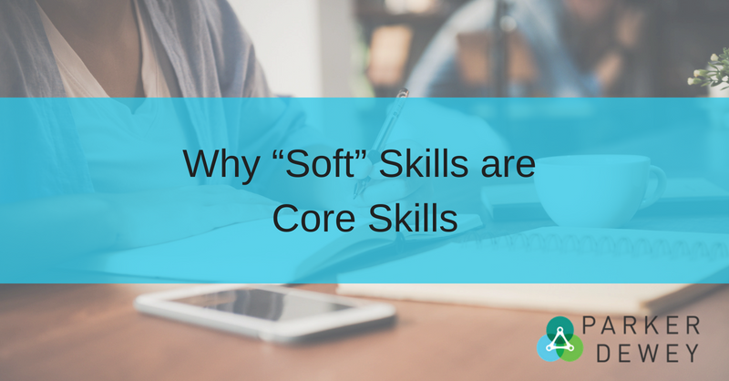 soft skills are core skills