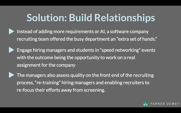 Quality-Applicants-Relationships