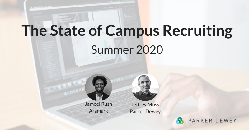 The State of Campus Recruiting Summer 2020
