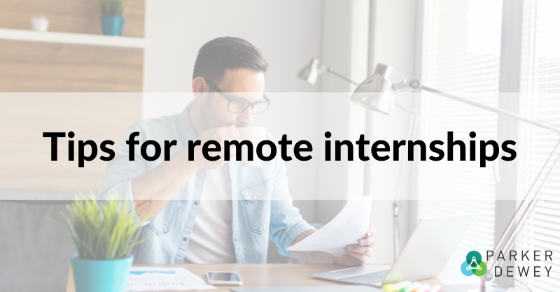 remote-internship-tips