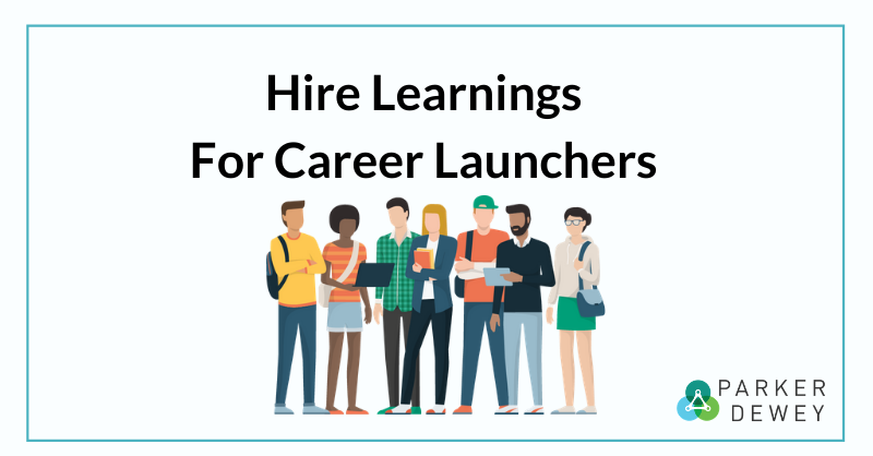 Hire Learnings for Career Launchers