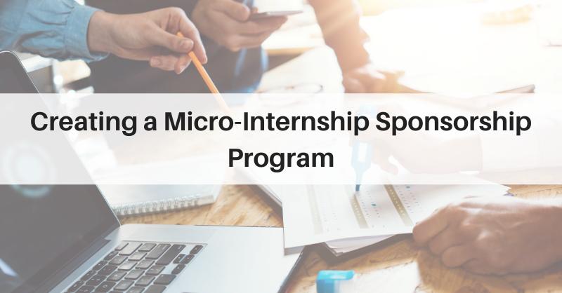 Micro-Internship-sponsorship-program