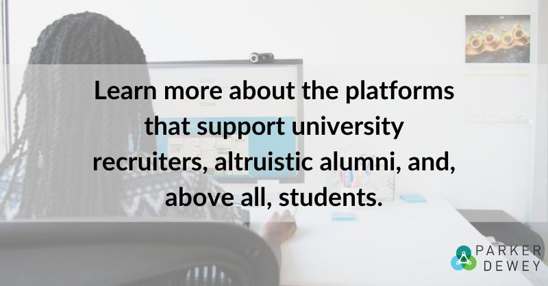 Campus Recruiting Platform Comparison