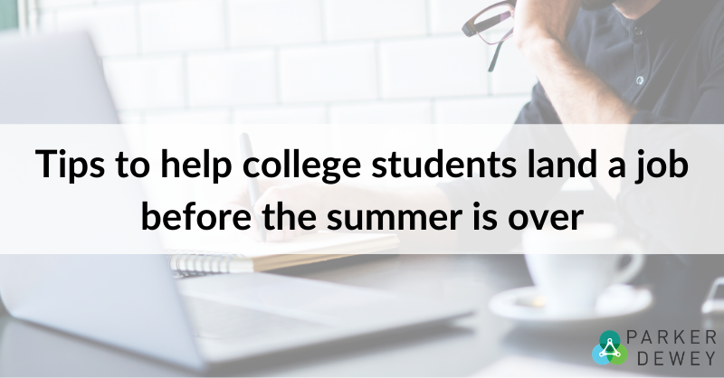 college-student-tips-for-getting-a-summer-job